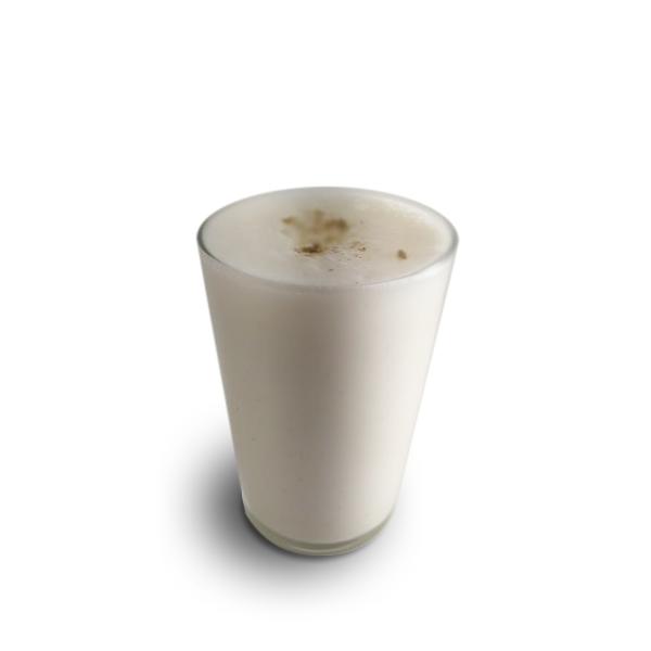 Cardamom Lassi in an 8oz glass